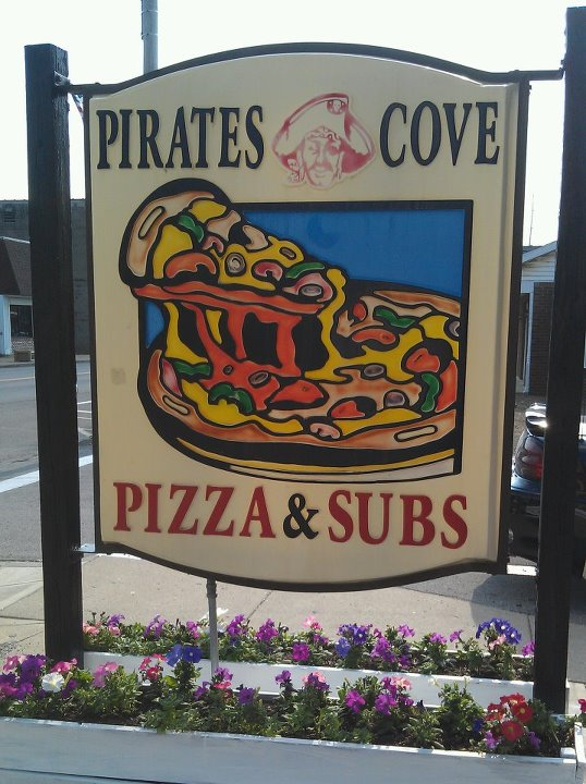 pirates cove pizza home